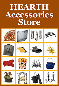 Hearth accessories for fireplaces and stoves in fairfield county